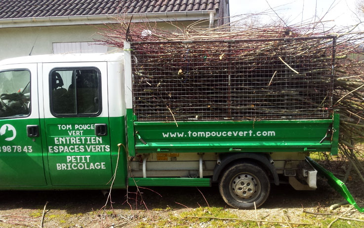 Garden and Green waste removal